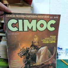 Coleccionismo de Revistas y Periódicos: CIMOC, Nº 12. Lote 287219003