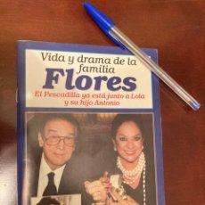 Coleccionismo de Revistas y Periódicos: SEMANA - VIDA Y DRAMA DE LA FAMILIA FLORES. Lote 287488383