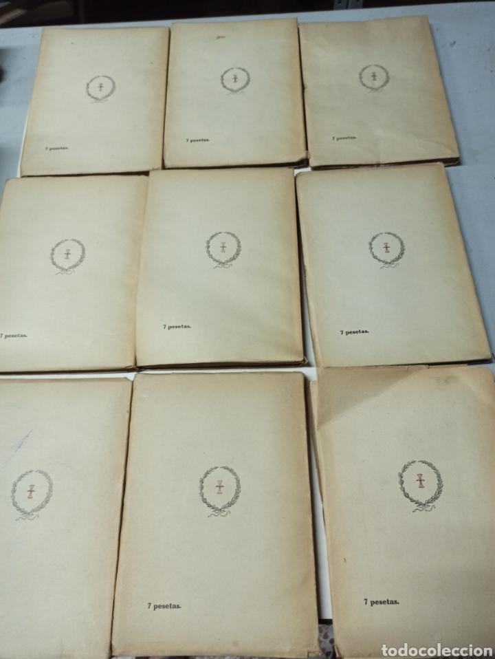 Coleccionismo de Revistas y Periódicos: ESCORIAL, REVISTA DE CULTURA Y LETRAS. 1940-1949. Colección casi completa, de n° 1 a 64, falta n° 65 - Foto 5 - 287553888