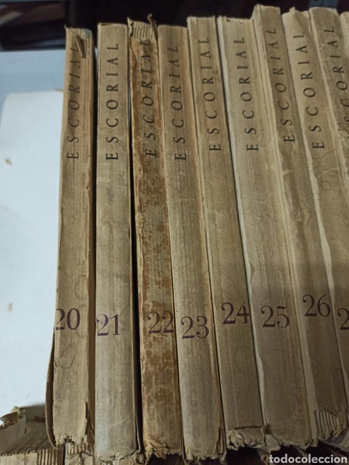 Coleccionismo de Revistas y Periódicos: ESCORIAL, REVISTA DE CULTURA Y LETRAS. 1940-1949. Colección casi completa, de n° 1 a 64, falta n° 65 - Foto 10 - 287553888