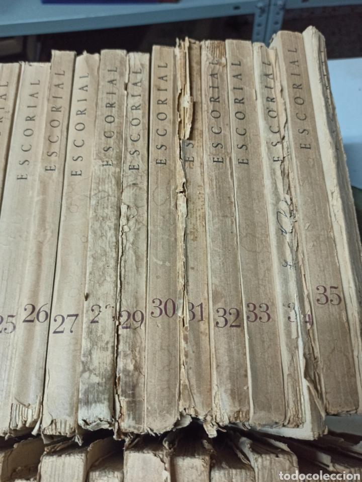 Coleccionismo de Revistas y Periódicos: ESCORIAL, REVISTA DE CULTURA Y LETRAS. 1940-1949. Colección casi completa, de n° 1 a 64, falta n° 65 - Foto 11 - 287553888