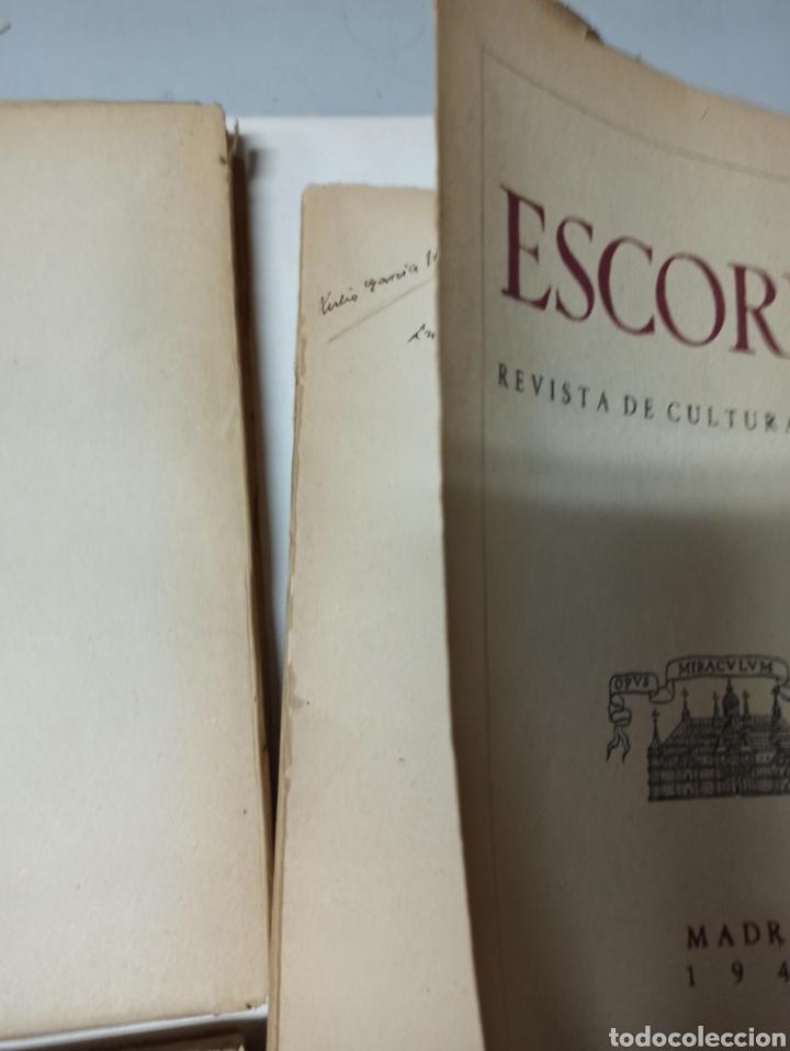 Coleccionismo de Revistas y Periódicos: ESCORIAL, REVISTA DE CULTURA Y LETRAS. 1940-1949. Colección casi completa, de n° 1 a 64, falta n° 65 - Foto 16 - 287553888