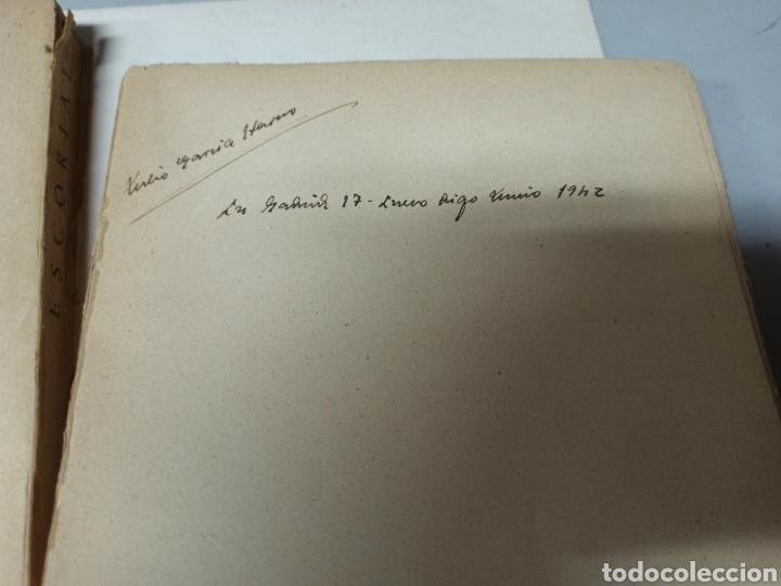 Coleccionismo de Revistas y Periódicos: ESCORIAL, REVISTA DE CULTURA Y LETRAS. 1940-1949. Colección casi completa, de n° 1 a 64, falta n° 65 - Foto 17 - 287553888