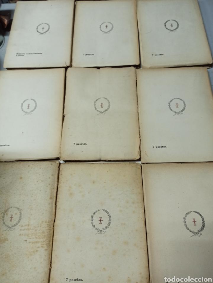 Coleccionismo de Revistas y Periódicos: ESCORIAL, REVISTA DE CULTURA Y LETRAS. 1940-1949. Colección casi completa, de n° 1 a 64, falta n° 65 - Foto 20 - 287553888
