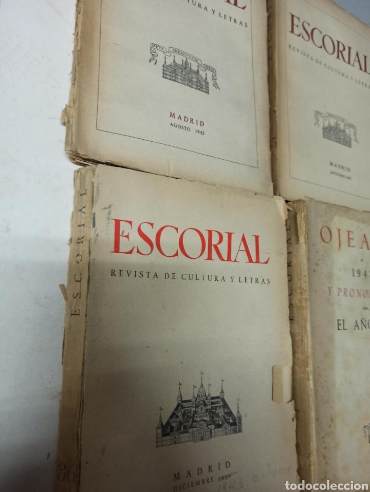 Coleccionismo de Revistas y Periódicos: ESCORIAL, REVISTA DE CULTURA Y LETRAS. 1940-1949. Colección casi completa, de n° 1 a 64, falta n° 65 - Foto 22 - 287553888