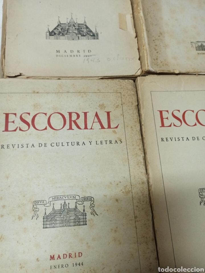 Coleccionismo de Revistas y Periódicos: ESCORIAL, REVISTA DE CULTURA Y LETRAS. 1940-1949. Colección casi completa, de n° 1 a 64, falta n° 65 - Foto 23 - 287553888