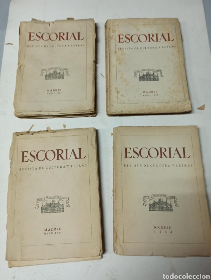 Coleccionismo de Revistas y Periódicos: ESCORIAL, REVISTA DE CULTURA Y LETRAS. 1940-1949. Colección casi completa, de n° 1 a 64, falta n° 65 - Foto 26 - 287553888