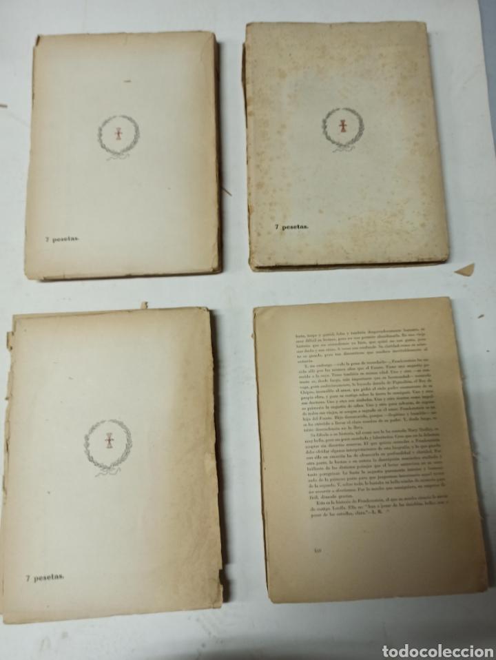 Coleccionismo de Revistas y Periódicos: ESCORIAL, REVISTA DE CULTURA Y LETRAS. 1940-1949. Colección casi completa, de n° 1 a 64, falta n° 65 - Foto 27 - 287553888