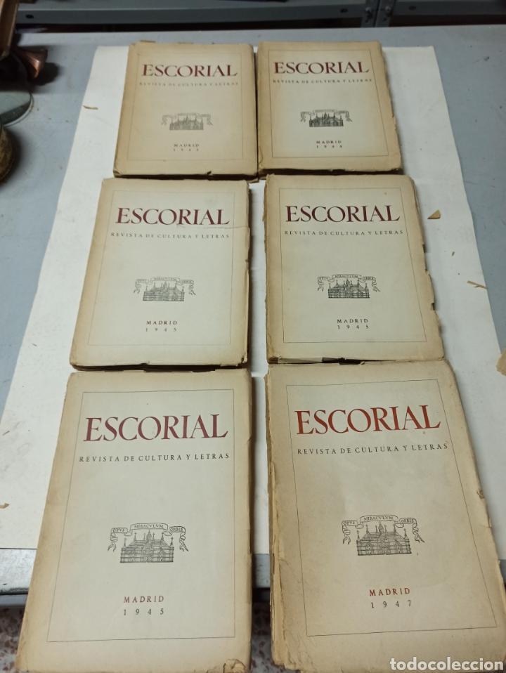 Coleccionismo de Revistas y Periódicos: ESCORIAL, REVISTA DE CULTURA Y LETRAS. 1940-1949. Colección casi completa, de n° 1 a 64, falta n° 65 - Foto 30 - 287553888