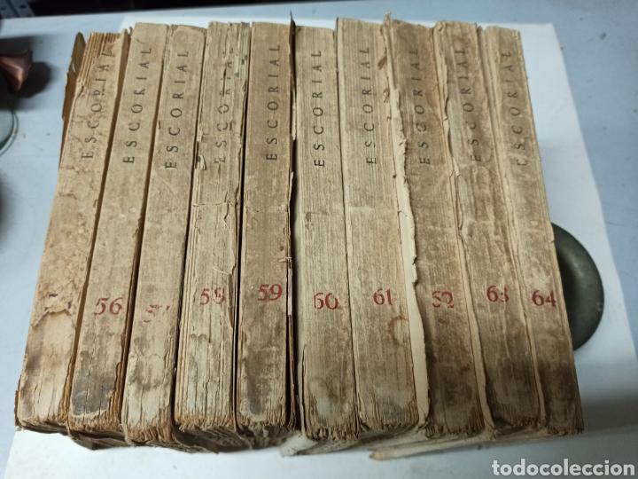 Coleccionismo de Revistas y Periódicos: ESCORIAL, REVISTA DE CULTURA Y LETRAS. 1940-1949. Colección casi completa, de n° 1 a 64, falta n° 65 - Foto 32 - 287553888