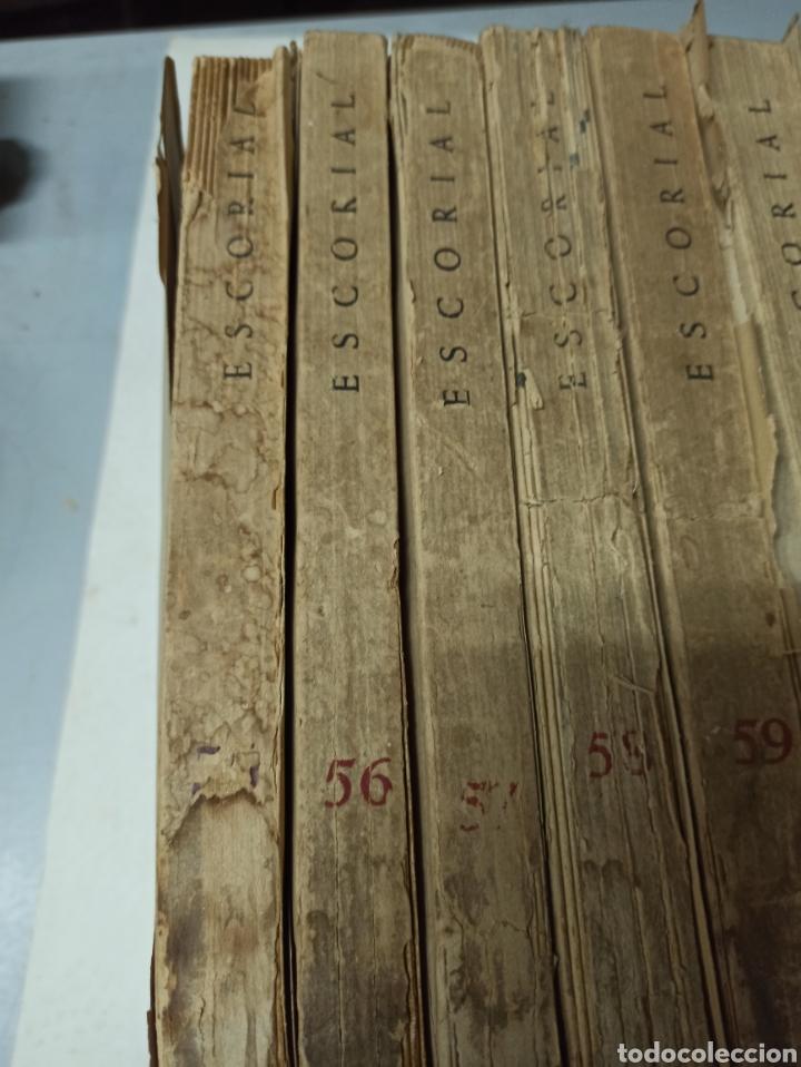 Coleccionismo de Revistas y Periódicos: ESCORIAL, REVISTA DE CULTURA Y LETRAS. 1940-1949. Colección casi completa, de n° 1 a 64, falta n° 65 - Foto 33 - 287553888
