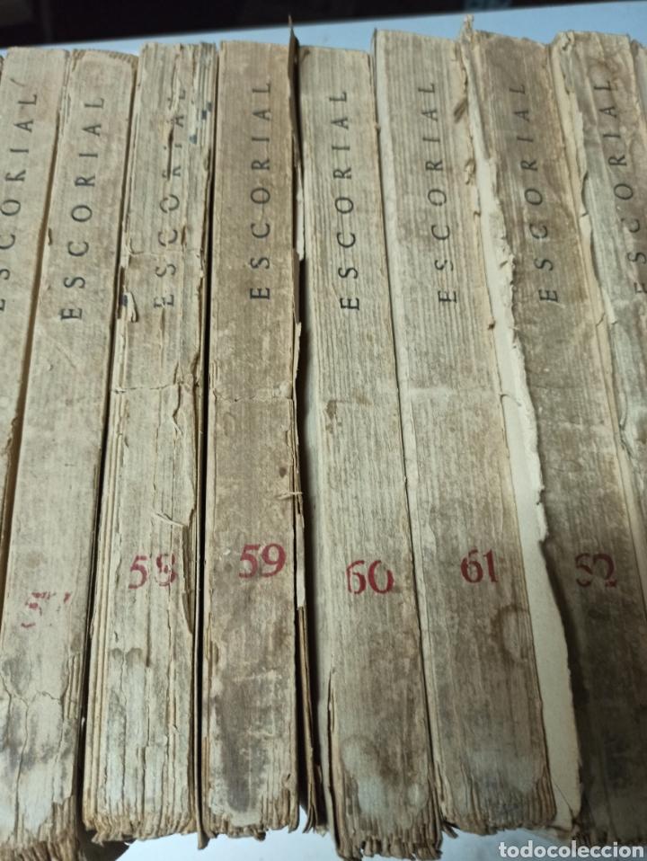 Coleccionismo de Revistas y Periódicos: ESCORIAL, REVISTA DE CULTURA Y LETRAS. 1940-1949. Colección casi completa, de n° 1 a 64, falta n° 65 - Foto 34 - 287553888