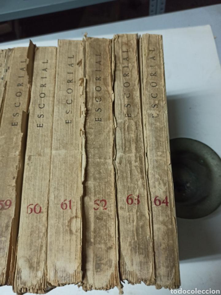 Coleccionismo de Revistas y Periódicos: ESCORIAL, REVISTA DE CULTURA Y LETRAS. 1940-1949. Colección casi completa, de n° 1 a 64, falta n° 65 - Foto 35 - 287553888