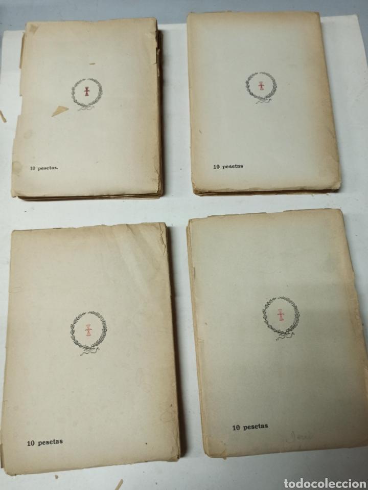 Coleccionismo de Revistas y Periódicos: ESCORIAL, REVISTA DE CULTURA Y LETRAS. 1940-1949. Colección casi completa, de n° 1 a 64, falta n° 65 - Foto 37 - 287553888