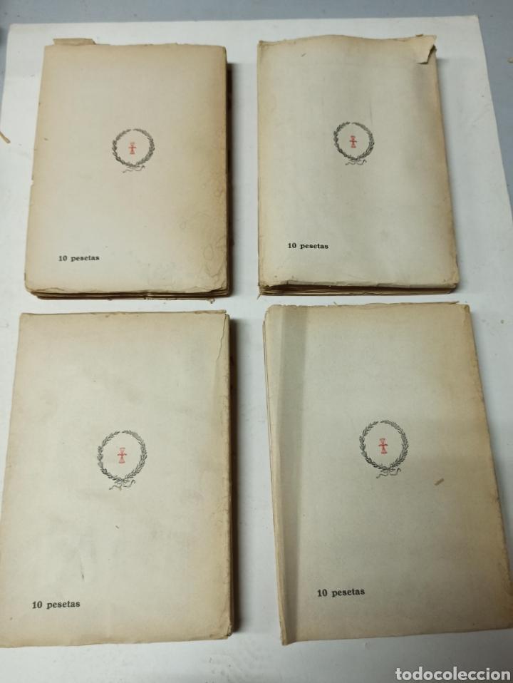 Coleccionismo de Revistas y Periódicos: ESCORIAL, REVISTA DE CULTURA Y LETRAS. 1940-1949. Colección casi completa, de n° 1 a 64, falta n° 65 - Foto 39 - 287553888