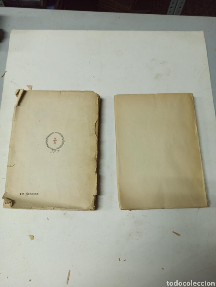 Coleccionismo de Revistas y Periódicos: ESCORIAL, REVISTA DE CULTURA Y LETRAS. 1940-1949. Colección casi completa, de n° 1 a 64, falta n° 65 - Foto 41 - 287553888