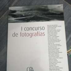 Coleccionismo de Revistas y Periódicos: LIBRO I CONCURSO DE FOTOGRAFÍA GESTORES ADMINISTRATIVOS DE GRANADA JAÉN Y ALMERÍA FOTOS FOTOGRAFO. Lote 287645768