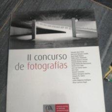 Coleccionismo de Revistas y Periódicos: LIBRO IL CONCURSO DE FOTOGRAFÍA GESTORES ADMINISTRATIVOS DE GRANADA JAÉN Y ALMERÍA FOTOS FOTOGRAFO. Lote 287646628