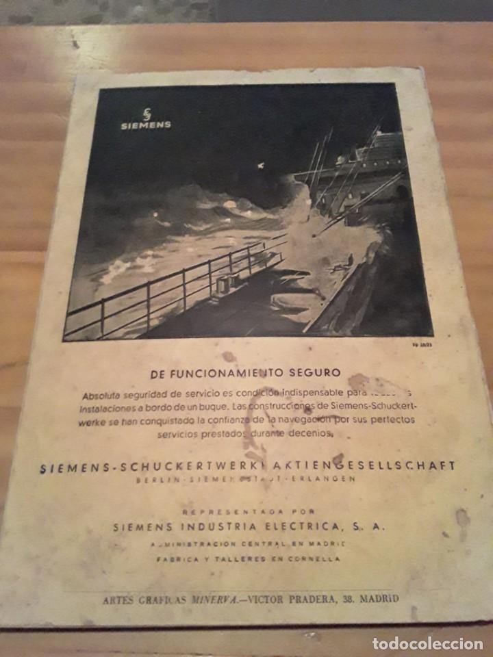 Coleccionismo de Revistas y Periódicos: REVISTA GENERAL DE MARINA.TOMO 150.MARZO.1956... - Foto 2 - 287674278