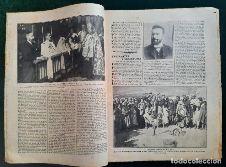 Coleccionismo de Revistas y Periódicos: ABC N⁰ 4246 05-FEBRERO 1917 - I GUERRA MUNDIAL (VER FOTOS). EN EL FRENTE DE ALSACIA. - Foto 2 - 287674918