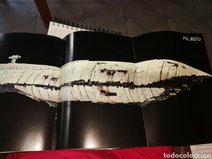 Coleccionismo de Revistas y Periódicos: REVISTA ALIEN CON POSTER 65X30 EL MUNDO DE LA CIENCIA Y SOBRE NATURAL - Foto 5 - 287689948