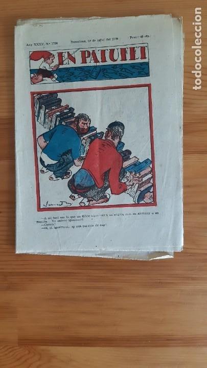 REVISTA. EN PATUFET. AÑO 1938 - XXXV. Nº1784 (Coleccionismo - Revistas y Periódicos Antiguos (hasta 1.939))