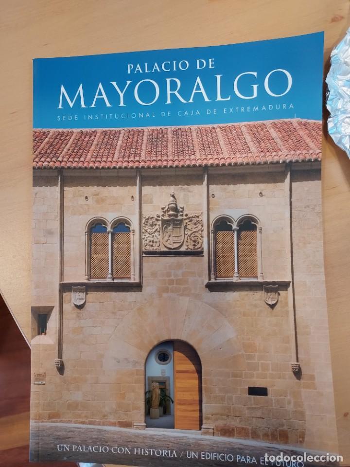 REVISTA PALACIO MAYORAZGO (Coleccionismo - Revistas y Periódicos Modernos (a partir de 1.940) - Otros)