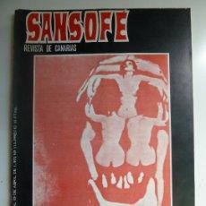 Coleccionismo de Revistas y Periódicos: SANSOFE. REVISTA DE CANARIAS. Nº 113. ABRIL 1972. Lote 287877123