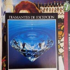 Coleccionismo de Revistas y Periódicos: ANUNCIO JOYERIA GRACENT DIAMANTES. Lote 287905913