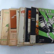 Coleccionismo de Revistas y Periódicos: VIDA DE NEGOCIOS, 28 REVISTAS - AÑOS 1931-1936 - VER FOTOS ADICIONALES. Lote 287912948
