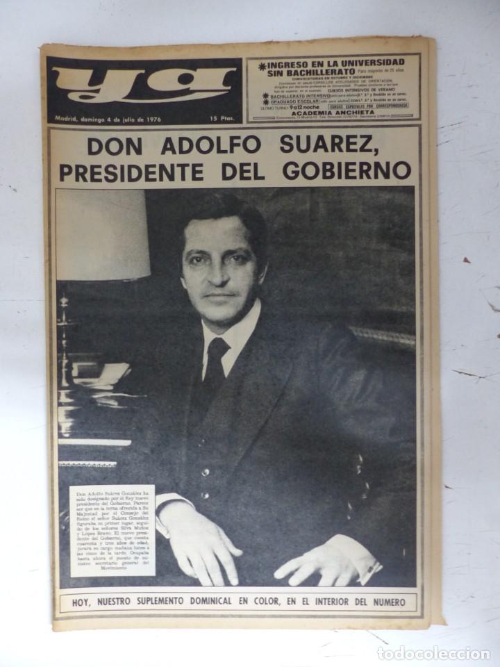 YA - 48 REVISTAS - AÑOS 1976-1977-1978 - VER FOTOS ADICIONALES (Coleccionismo - Revistas y Periódicos Modernos (a partir de 1.940) - Otros)