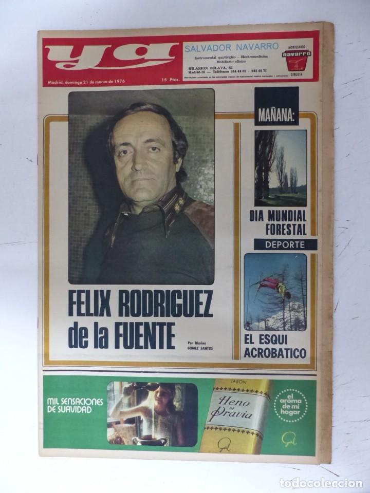 Coleccionismo de Revistas y Periódicos: YA - 48 REVISTAS - AÑOS 1976-1977-1978 - VER FOTOS ADICIONALES - Foto 6 - 287927683