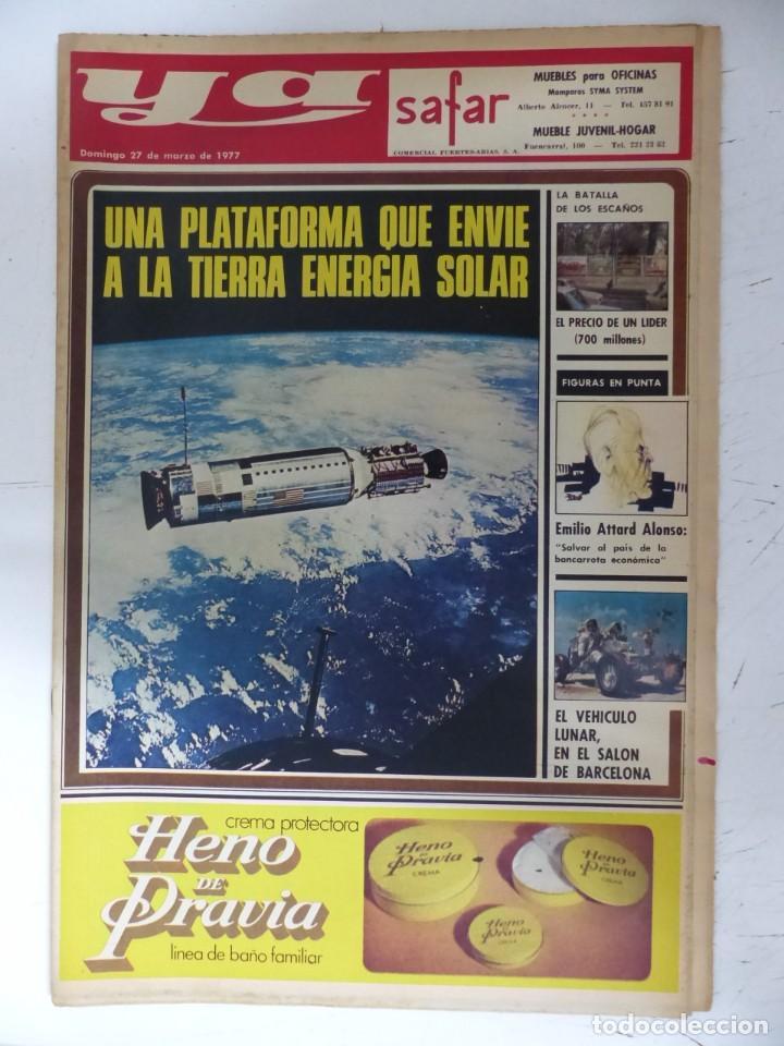 Coleccionismo de Revistas y Periódicos: YA - 48 REVISTAS - AÑOS 1976-1977-1978 - VER FOTOS ADICIONALES - Foto 18 - 287927683
