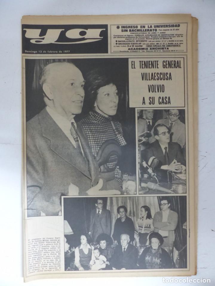 Coleccionismo de Revistas y Periódicos: YA - 48 REVISTAS - AÑOS 1976-1977-1978 - VER FOTOS ADICIONALES - Foto 19 - 287927683