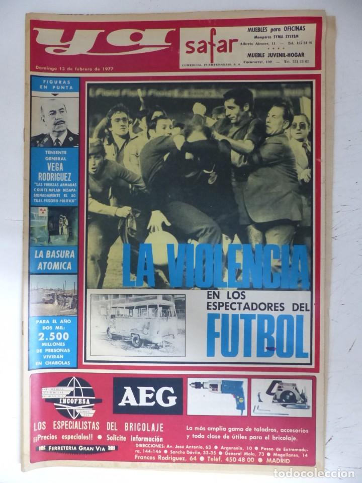 Coleccionismo de Revistas y Periódicos: YA - 48 REVISTAS - AÑOS 1976-1977-1978 - VER FOTOS ADICIONALES - Foto 20 - 287927683