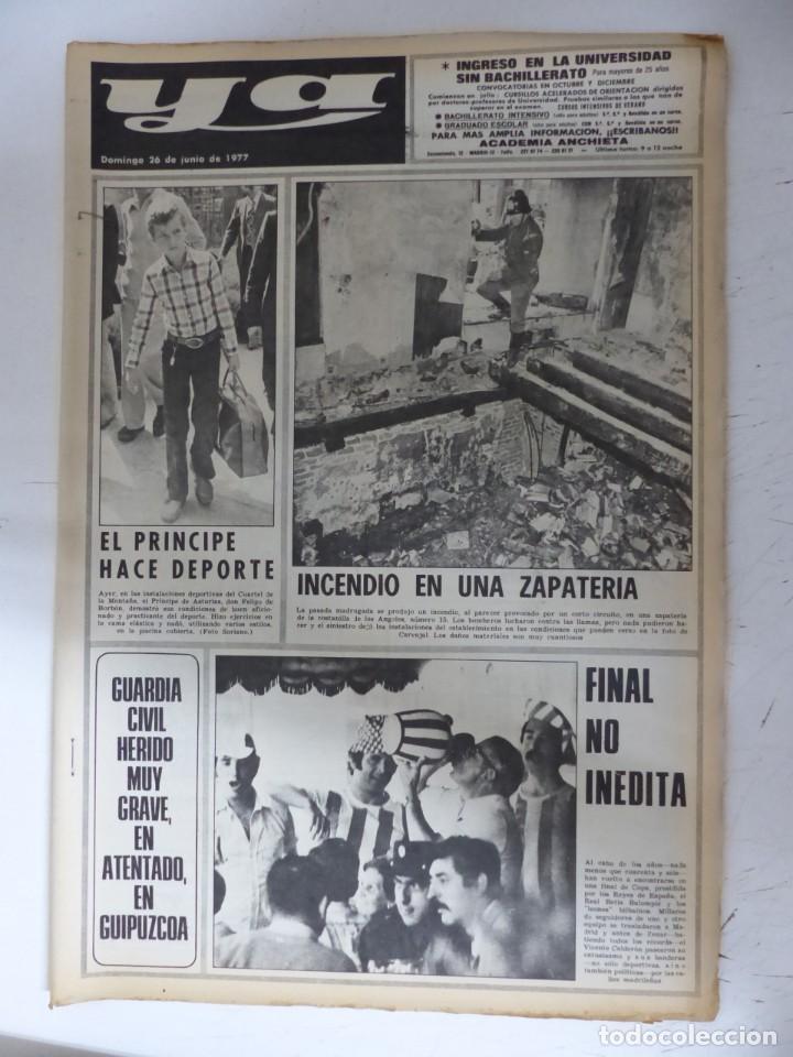 Coleccionismo de Revistas y Periódicos: YA - 48 REVISTAS - AÑOS 1976-1977-1978 - VER FOTOS ADICIONALES - Foto 21 - 287927683