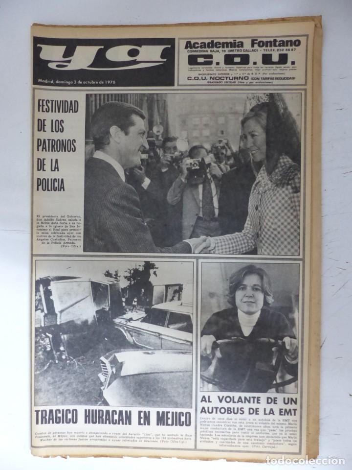 Coleccionismo de Revistas y Periódicos: YA - 48 REVISTAS - AÑOS 1976-1977-1978 - VER FOTOS ADICIONALES - Foto 23 - 287927683