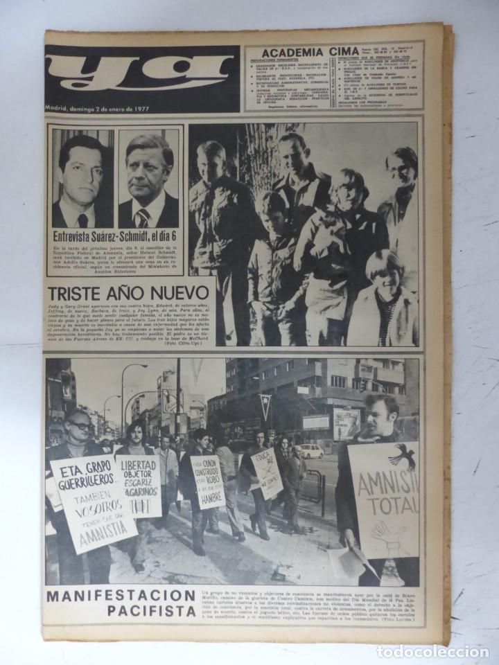 Coleccionismo de Revistas y Periódicos: YA - 48 REVISTAS - AÑOS 1976-1977-1978 - VER FOTOS ADICIONALES - Foto 25 - 287927683