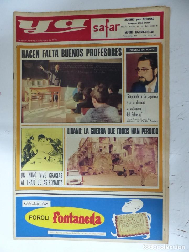 Coleccionismo de Revistas y Periódicos: YA - 48 REVISTAS - AÑOS 1976-1977-1978 - VER FOTOS ADICIONALES - Foto 26 - 287927683