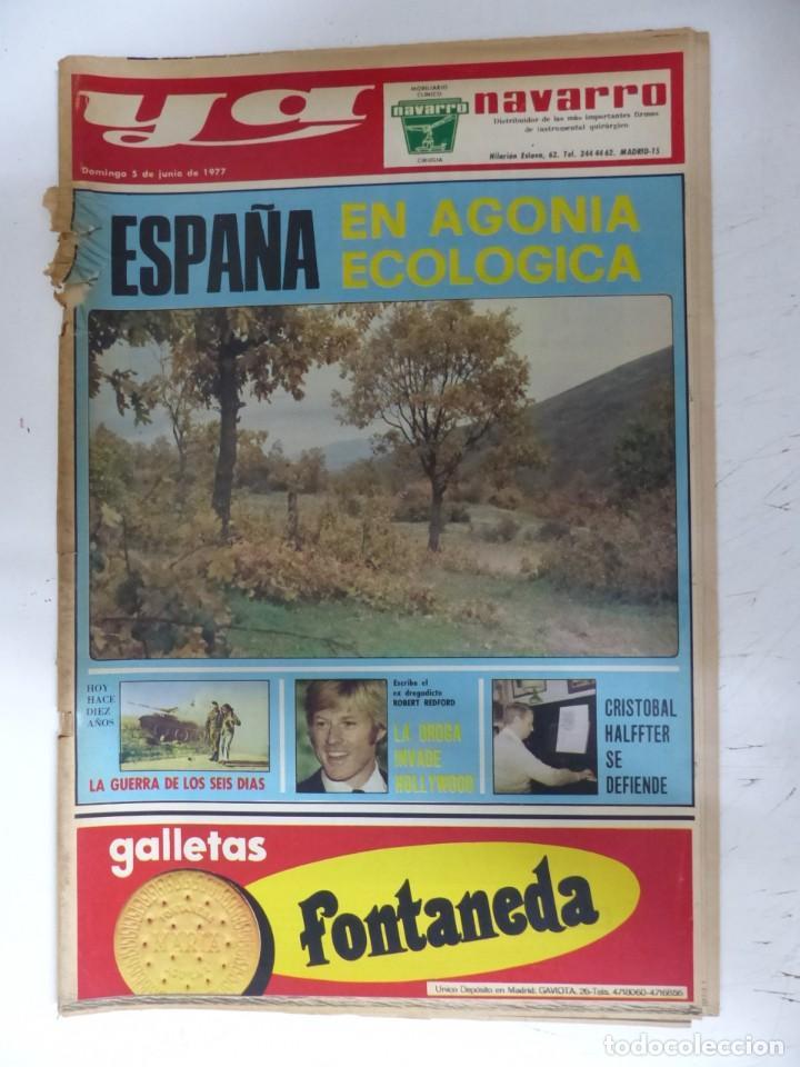 Coleccionismo de Revistas y Periódicos: YA - 48 REVISTAS - AÑOS 1976-1977-1978 - VER FOTOS ADICIONALES - Foto 32 - 287927683