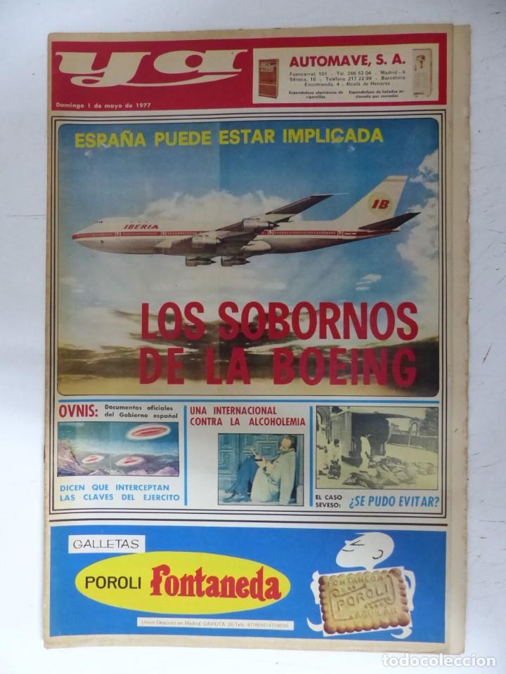Coleccionismo de Revistas y Periódicos: YA - 48 REVISTAS - AÑOS 1976-1977-1978 - VER FOTOS ADICIONALES - Foto 38 - 287927683