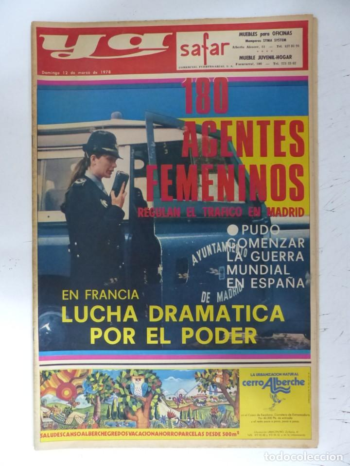 Coleccionismo de Revistas y Periódicos: YA - 48 REVISTAS - AÑOS 1976-1977-1978 - VER FOTOS ADICIONALES - Foto 40 - 287927683