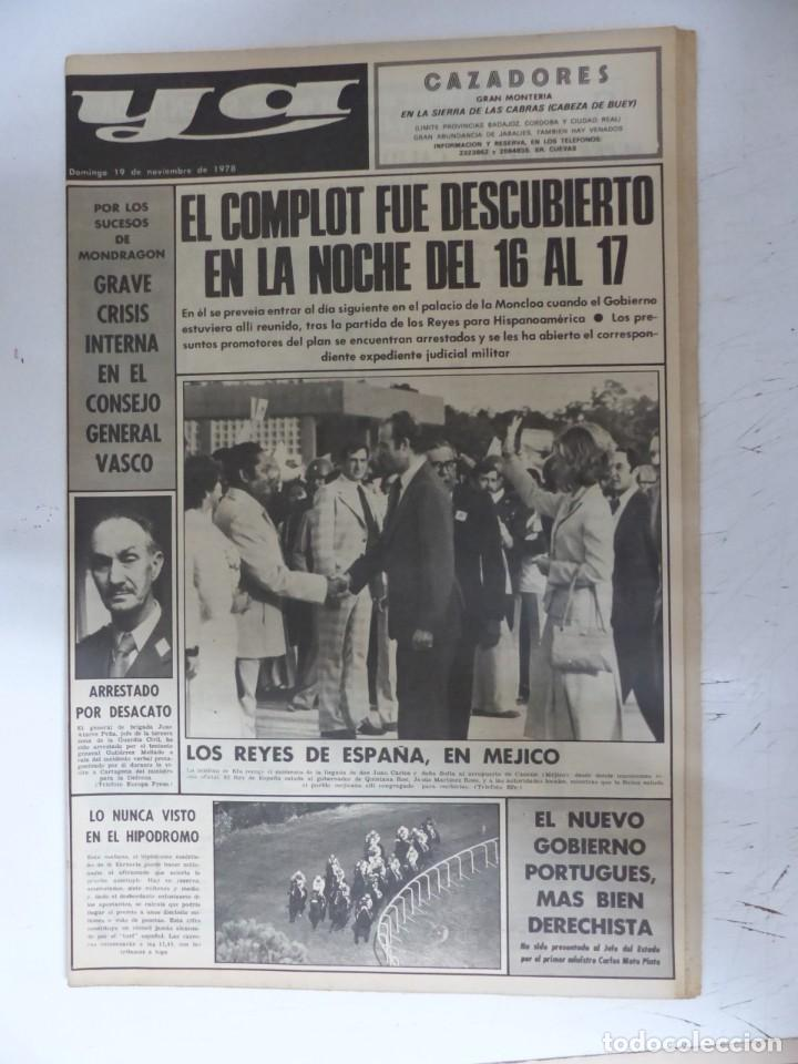 Coleccionismo de Revistas y Periódicos: YA - 48 REVISTAS - AÑOS 1976-1977-1978 - VER FOTOS ADICIONALES - Foto 47 - 287927683