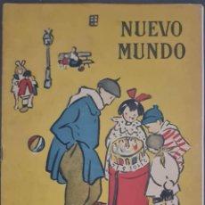 Collectionnisme de Revues et Journaux: REVISTA NUEVO MUNDO Nº 1514. 26 ENERO 1923. Lote 287942928