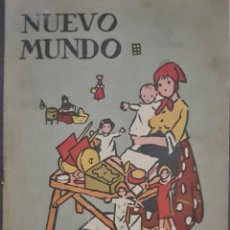 Collectionnisme de Revues et Journaux: REVISTA NUEVO MUNDO. Lote 287946723