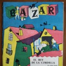 Coleccionismo de Revistas y Periódicos: BAZAR. OCTUBRE 1954. NÚM. 91. Lote 288001883
