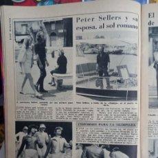 Collezionismo di Riviste e Giornali: PETER SELLERS. Lote 288050073