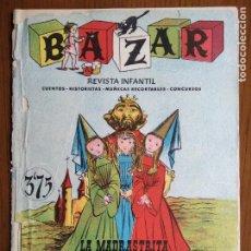 Collezionismo di Riviste e Giornali: BAZAR. ABRIL 1954. NÚM. 85.. Lote 288199193