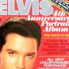 Coleccionismo de Revistas y Periódicos: REVISTA ELVIS PRESLEY PORTRAIT ALBUM. Lote 288238498