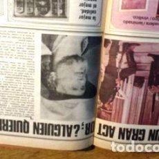 Coleccionismo de Revistas y Periódicos: REVISTA CLARIN N 12129 MUHAMMAD ALI GRAN ACTOR ANO 1979. Lote 288249928